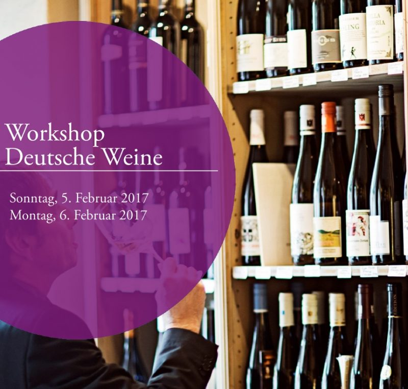 DWI-Weinakademiker Workshop