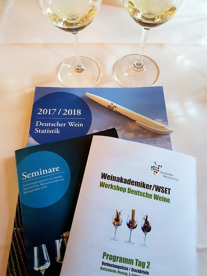 Wein-Weiterbildung powered by DWI